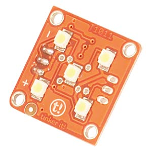 Arduino TinkerKit Power LED Modul, white ARDUINO T010110