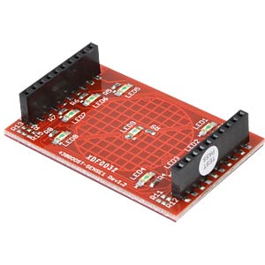 Capacitive touch booster 430BOOST-SENSE1 TEXAS INSTRUMENTS 430BOOST-SENSE1