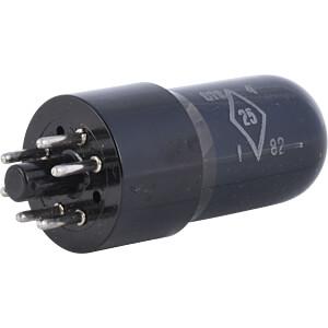 Elektronenröhre, Oktal, 8-pol, 6,3 V, 0,45 A FREI 6 V 6 GT