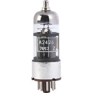 Elektronenröhre, Leistungstriode, Octal, 8-pol, 6,3 V, 1,32 A FREI A 2426