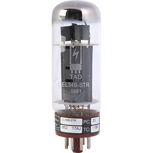 Elektronenröhre, Endpentode, Octal, 8-pol, 6,3 V, 1,5 A, 2er-Pac TUBE AMP DOCTOR EL 34B-STR