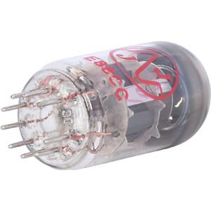 Elektronenröhre, Doppel Triode, Noval, 9-pol, 6,3 V, 0,3 A FREI E 88 CC / 6922