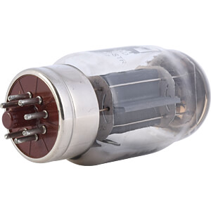 Elektronenröhre, Endpentode, Octal, 8-pol, 6,3 V, 1,5 A FREI KT 88-STR