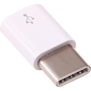 RPI MUSB USBC WT - Raspberry Pi - Adapter microUSB auf USB-C