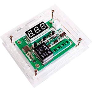 Entwicklerboards - Gehäuse für XH-W1209, transparent SERTRONICS W1209-CASE