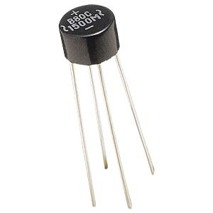 Round bridge rectifier 1.5A 700VAC SEP ELECTRONIC CORPORATION W10M