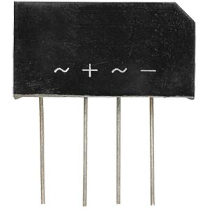 Bridge rectifier DIOTEC B500C2300-1500B