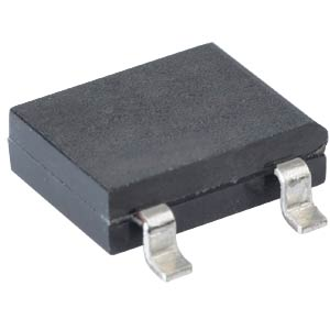 SMD bridge rectifier, 2 A 700 V (RMS) TAIWAN-SEMICONDUCTORS DBLS207G
