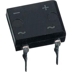 Eenfasige bruggelijkrichter, 560 Vrms, 1 A, DIP, 1 A, DIP FAGOR DF08M