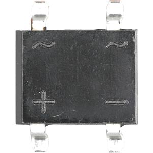 Chip rectifier, 80 VAC/160 V, 1.0 A SEP ELECTRONIC CORPORATION DB103S