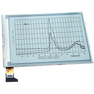 "e-Paper Display 15,2 cm (6""), 800 x 600 Pixel ELECTRONIC ASSEMBLY EA EPA60-A"