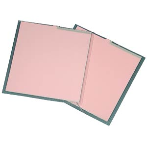A5 luminescent film, out: pink, in: white ZIGAN DISPLAYS