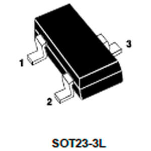 2-fach Transil ESD-Schutz-Array, 3,0 Vrm, 300W, SOT-23-3L ST MICROELECTRONICS ESDA5V3L