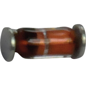 Chip-Zener-Diode 0,5W 10V HOTTECH SEMICONDUCTOR BZV55C10 L1
