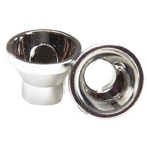LED-Reflektor, 5 mm, metallisiert, silber ALBS 882001