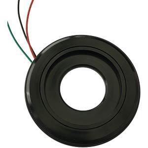 LED-Signalring, Ø22/55 mm, rot/grün, schwarz, klar, IP54 APEM QH22L28RG