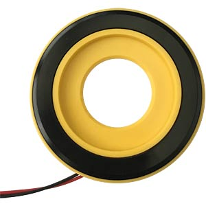 LED-Signalring, Ø22/55 mm, grün, gelb, klar, IP54 APEM QH22L58G