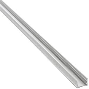 BARdolino LED profile, aluminium, low profile, 1 m BARTHELME 62399201