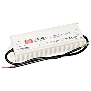 Switching power supply for LED, 60 W/12 V/0 - 5 A MEANWELL CLG-100-12