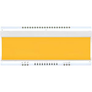 LED-Beleuchtung, Amber ELECTRONIC ASSEMBLY EA LED94X40-A