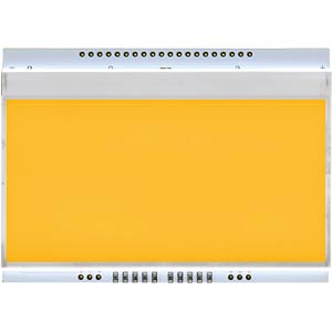 LED-Beleuchtung, Amber ELECTRONIC ASSEMBLY EA LED94X67-A