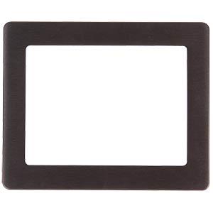 Schwarzer Rahmen für EDIP320 ELECTRONIC ASSEMBLY EA 0FP321-8SW