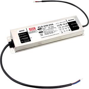 LED-Trafo, 239,76 W, 36 V DC, 6660 mA MEANWELL ELG-240-36DA-3Y