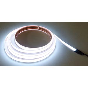 Electroluminescent light strip, white, 2 m ZIGAN DISPLAYS ELS12