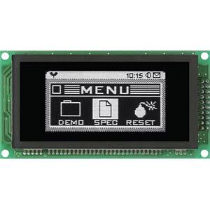 VFD-Grafikdisplay, 128x64 Pixel, sw/ws, m.Bel. FUTUBA GP 9002A01A