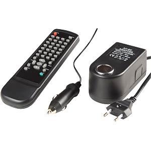 12V,7x50,inkl. Adapter 230V und Fernbedienung FREI