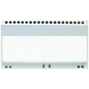 LED lighting for EA DOGL..Colour: white ELECTRONIC ASSEMBLY EA LED68X51-W