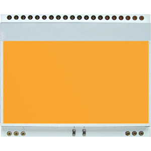 Led-Backlight für EA DOGM, amber ELECTRONIC ASSEMBLY EA LED55X46-A