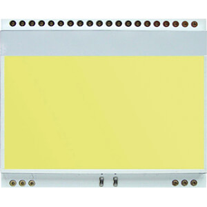 LED-Beleuchtung für EA DOGM128, 52 x 32 mm, gelb / grün ELECTRONIC ASSEMBLY EA LED55X46-G