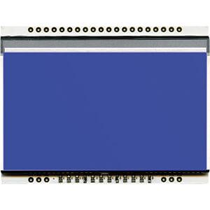 LED-Beleuchtung für EA DOGL128-6, 55 x 36 mm, blau ELECTRONIC ASSEMBLY EA LED68X51-B