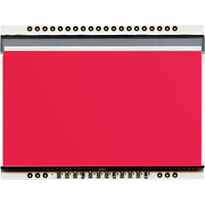 LED lighting for EA DOGL..Colour: red ELECTRONIC ASSEMBLY EA LED68X51-R