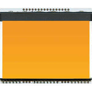 Beleuchtung für EA DOGXL160-7 / amber ELECTRONIC ASSEMBLY EA LED78X64-A