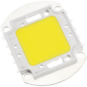 High Power 100W LED-Modul 4300 lm gelb HUEY JANN HPR40E-44K100Y