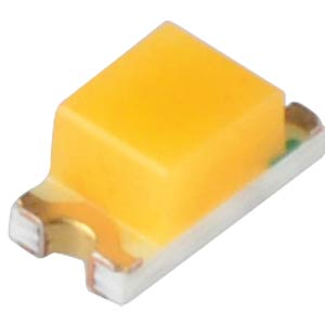 LED, SMD 1608 (0603), 200 mcd, warmweiß LUCKY LIGHT S190W-W6-1E