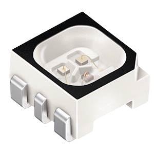 LED, SMD 3532, PLCC6, 280/900/180, RGB OSRAM OPTO LR TB G6TG-TU7-1