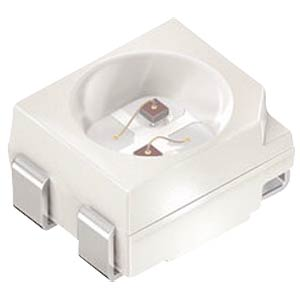 LED, SMD 3030, 4,5/4,5 mcd, PLCC4, rt/gn OSRAM OPTO LS GT670-JL-1+JL-1