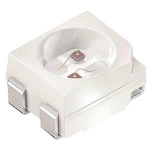 LED, SMD 3030, PLCC4, 56/90 mcd, rt/ge OSRAM OPTO LS YT676-P2R1-1-0+Q2S1-35