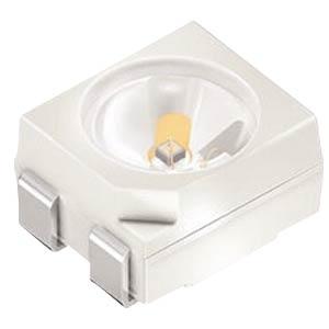 LED, SMD 3430, PLCC4, 1120 mcd, green OSRAM OPTO LT E6SG-AABB-35