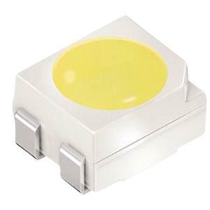 LED, SMD 3430, 560 mcd, PLCC4, kaltweiß OSRAM OPTO LW E67C-U2V2-5K8L-1-Z
