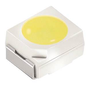 LED, SMD 3430, 45 mcd, PLCC2, kaltweiß OSRAM OPTO LW T673-P1S1-FKPL