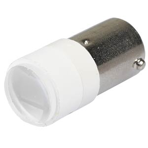 LED-Spot-Light, Sockel BA9s, 12V AC/DC, weiß SIGNAL CONSTRUCT MELB2262