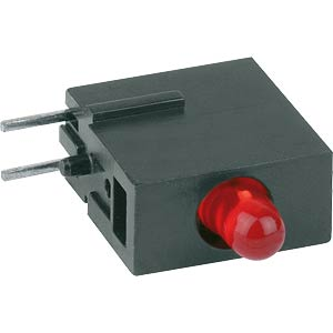 1-way module, red, Ø 3 mm MENTOR 18.082.031