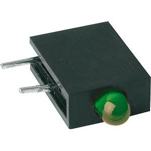 LED module RTE, green, Ø 3mm MENTOR RTE3104G