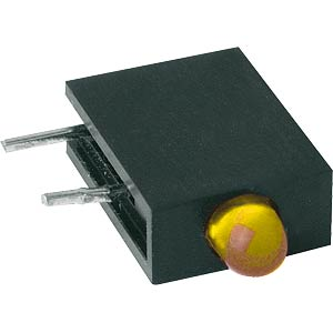LED module RTE, yellow, Ø 3 mm MENTOR RTE3104Y