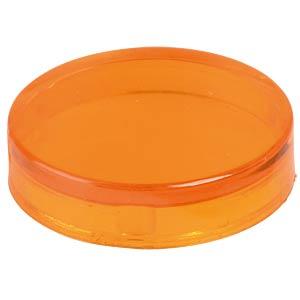 Reflektorabdeckkappe, glatt, orange ALBS 881023