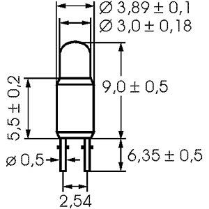 Sub-miniature bulbs, bi-pin FREI